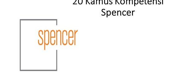 20 Kamus Kompetensi Spencer
