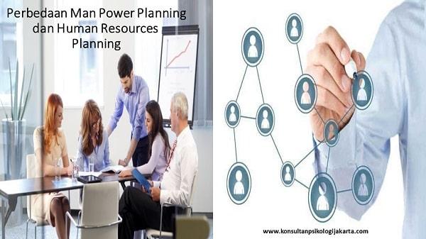 Perbedaan Man Power Plannin