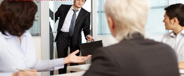 Bagaimana Jika Kamu Datang Terlambat Saat Interview