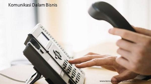 Komunikasi Dalam Bisnis