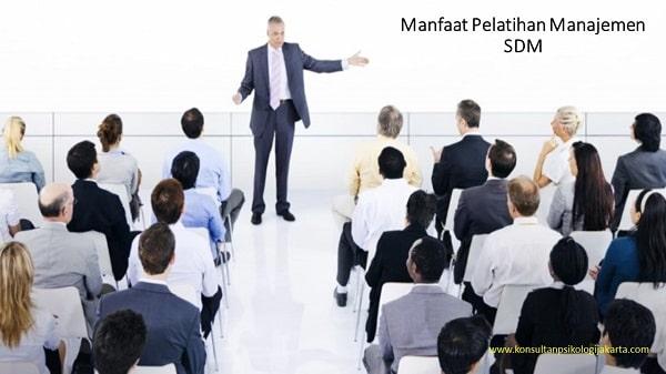 Manfaat Pelatihan Manajemen SDM
