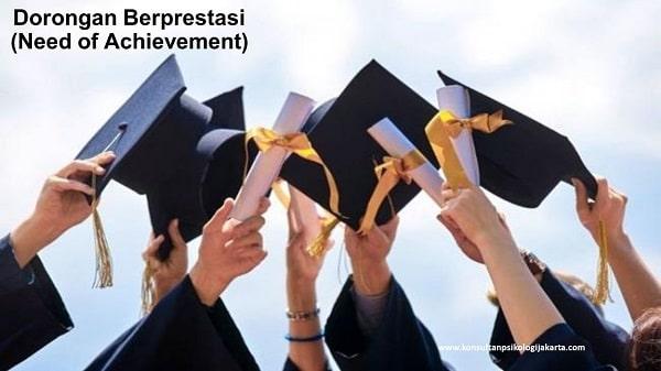 Dorongan Berprestasi (Need of Achievement)