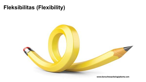 Fleksibilitas (Flexibility)