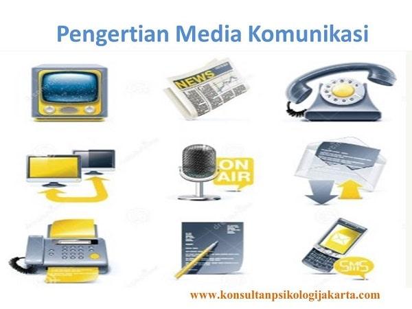 Pengertian Media Komunikasi