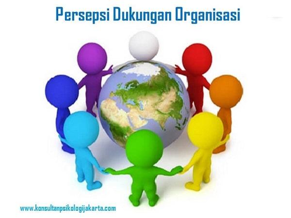 Persepsi Dukungan Organisasi