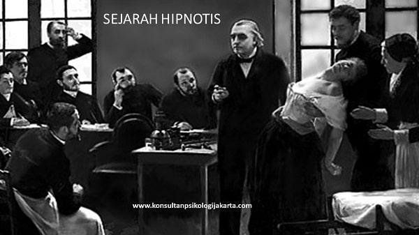 Sejarah Hipnotis
