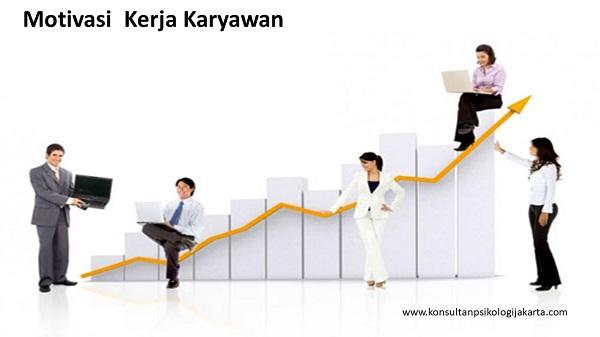 Motivasi Kerja Karyawan