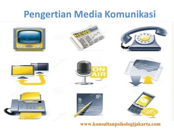 Pengertian Media Komunikasi