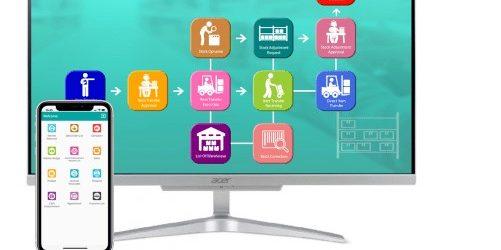 Aplikasi inventory stok barang online