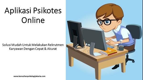 Aplikasi Psikotes Online